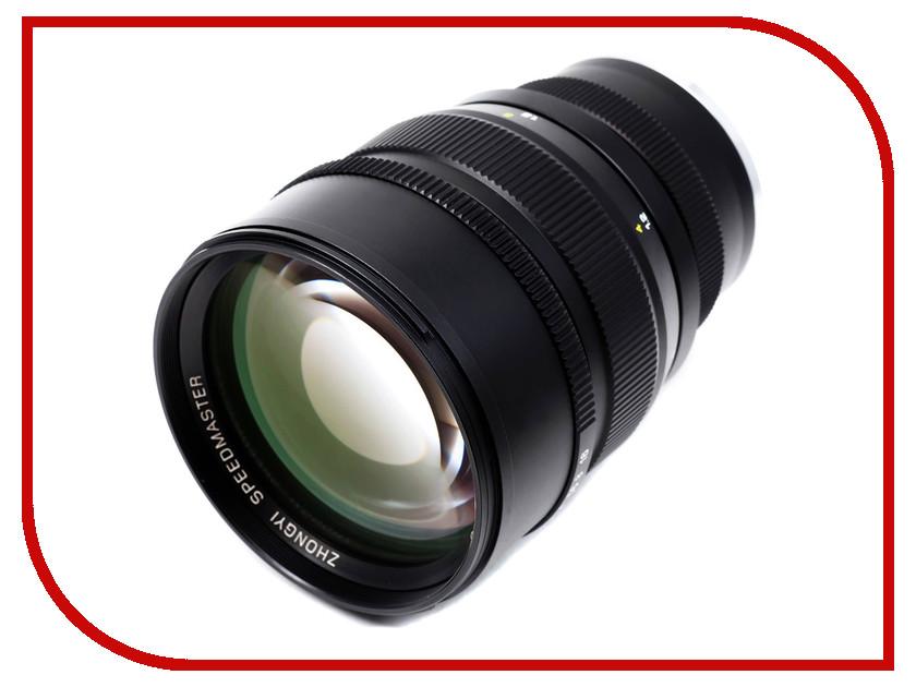 Объектив Mitakon Speedmaster Sony E 85 mm F/1.2