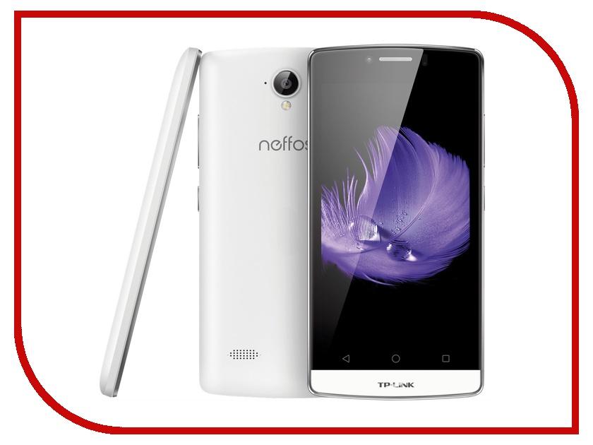 Сотовый телефон TP-LINK Neffos C5L White<br>