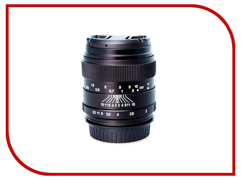 Объектив Mitakon Creator Nikon F 35 mm F/2<br>