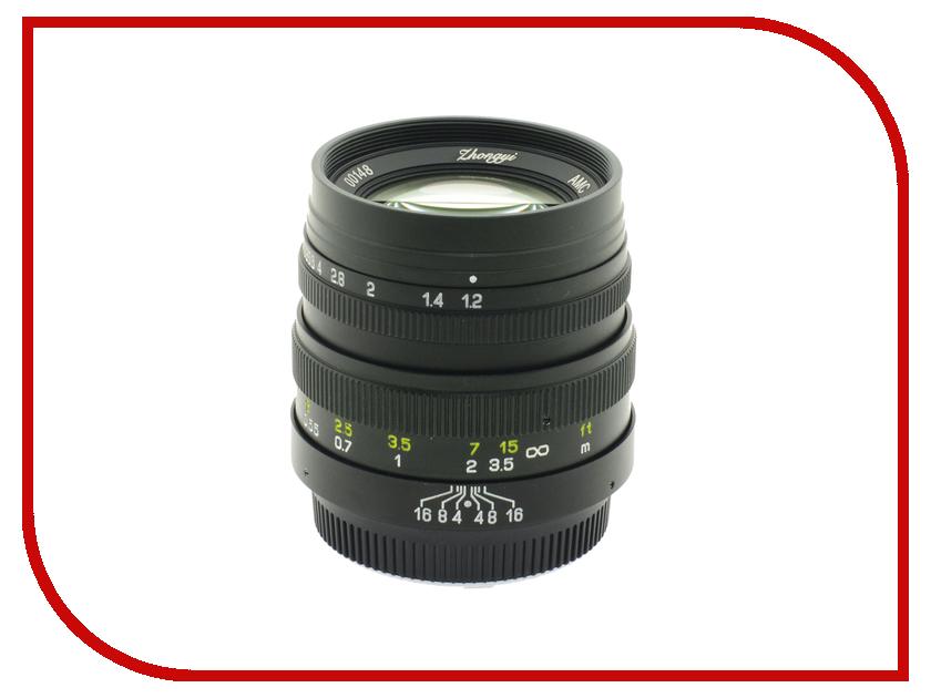 Объектив Mitakon 42.5 mm F/1.2 WS MFT