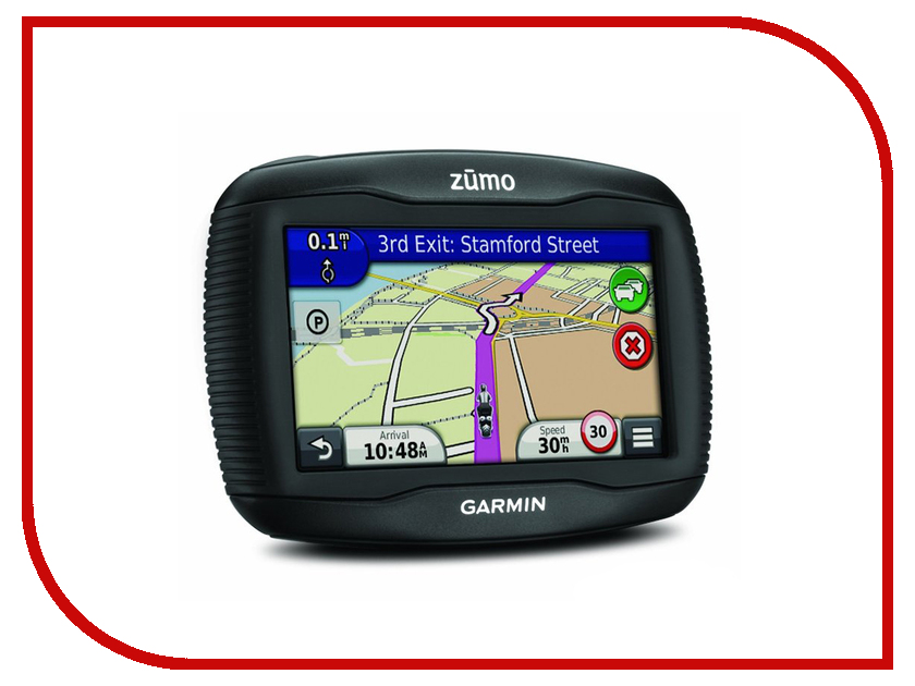 Навигатор Garmin Zumo 390 MPC 010-01186-02