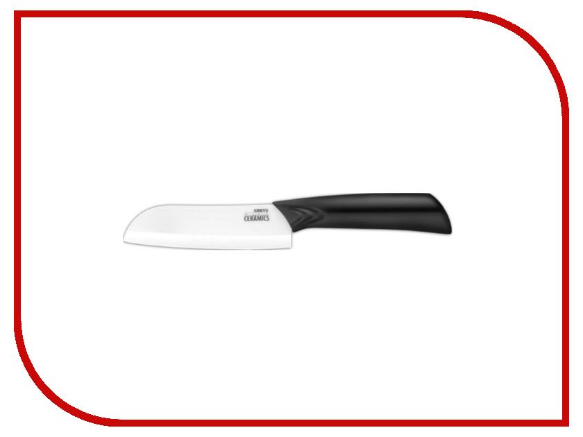 Нож Greys Gk-13 Сантоку - длина лезвия 130мм<br>