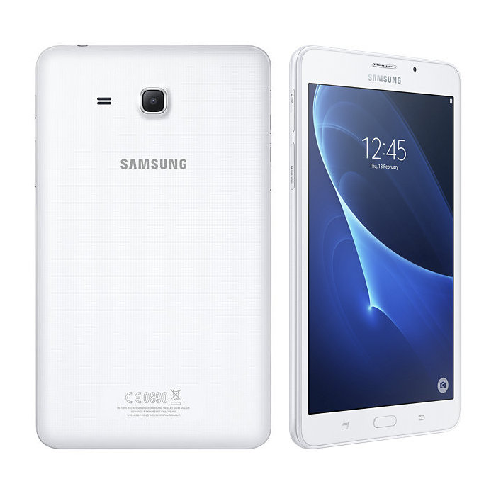 Планшет Samsung SM-T285 Galaxy Tab A 7.0 8Gb LTE White SM-T285NZWASER планшет samsung galaxy tab 4 sm t285 sm t285nzsaser