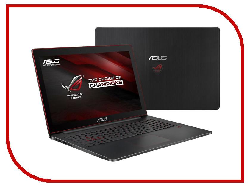 Ноутбук ASUS ROG G501VW-FI074T 90NB0AU3-M02120 (Intel Core i7-6700HQ 2.6 GHz/16384Mb/512Gb SSD/No ODD/nVidia GeForce GTX 960M 4096Mb/Wi-Fi/Cam/15.6/3840x2160/Windows 10 64-bit)<br>