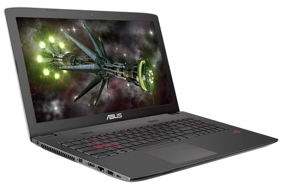 Ноутбук ASUS ROG GL752VW-T4237T 90NB0A42-M03130 (Intel Core i5-6300HQ 2.3 GHz/8192Mb/2000Gb/DVD-RW/nVidia GeForce GTX 960M 2048Mb/Wi-Fi/Cam/17.3/1920x1080/Windows 10 64-bit)<br>