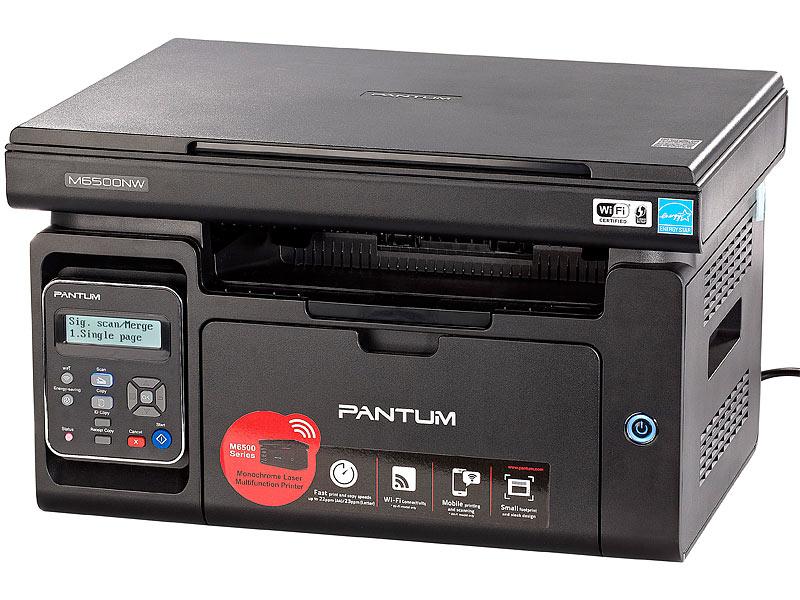 МФУ Pantum M6500W — M6500W