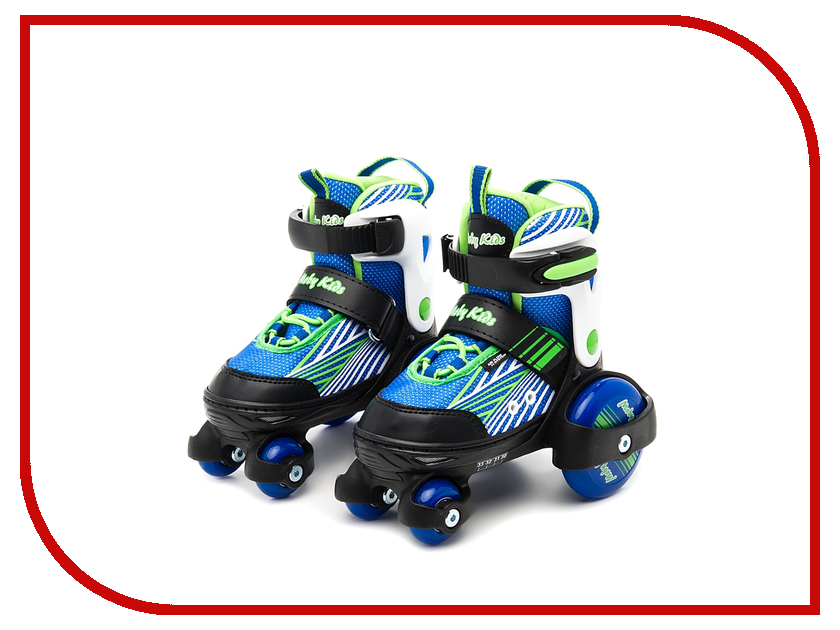 Коньки Moby Kids 30-33 Blue 64616