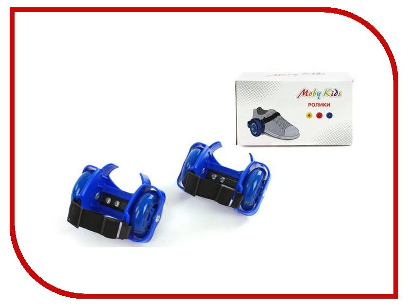 Ролики Moby Kids Blue 635103<br>
