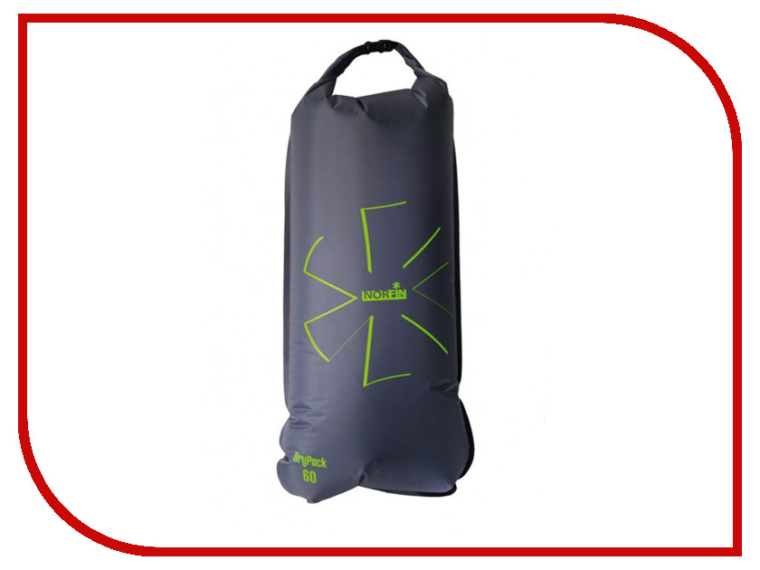 Гермомешок Norfin Dry Pack 60 NF-40305 сумка norfin dry case 02 nf 40307