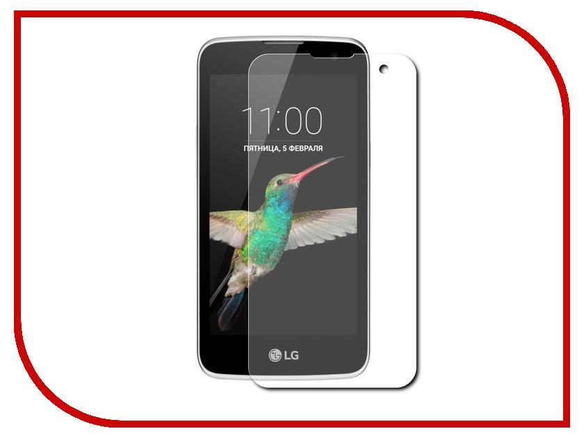 Аксессуар Защитное стекло LG K4 Ainy 0.33mm<br>