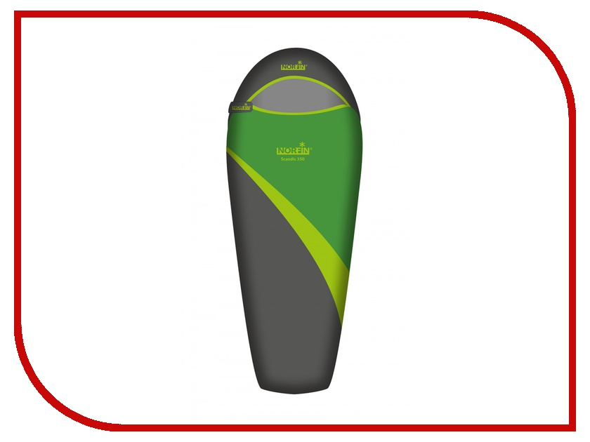 Cпальный мешок Norfin Scandic 350 NF-30106 R norfin luiro m nfl
