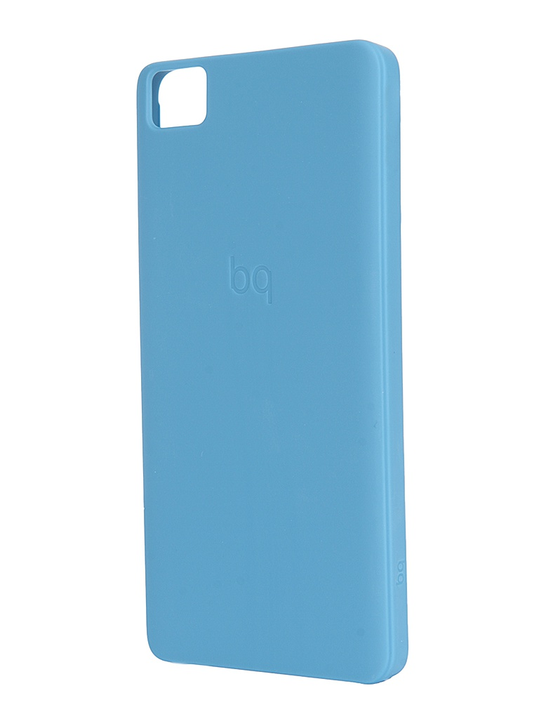 Аксессуар Чехол BQ Aquaris M5.5 Candy Blue<br>