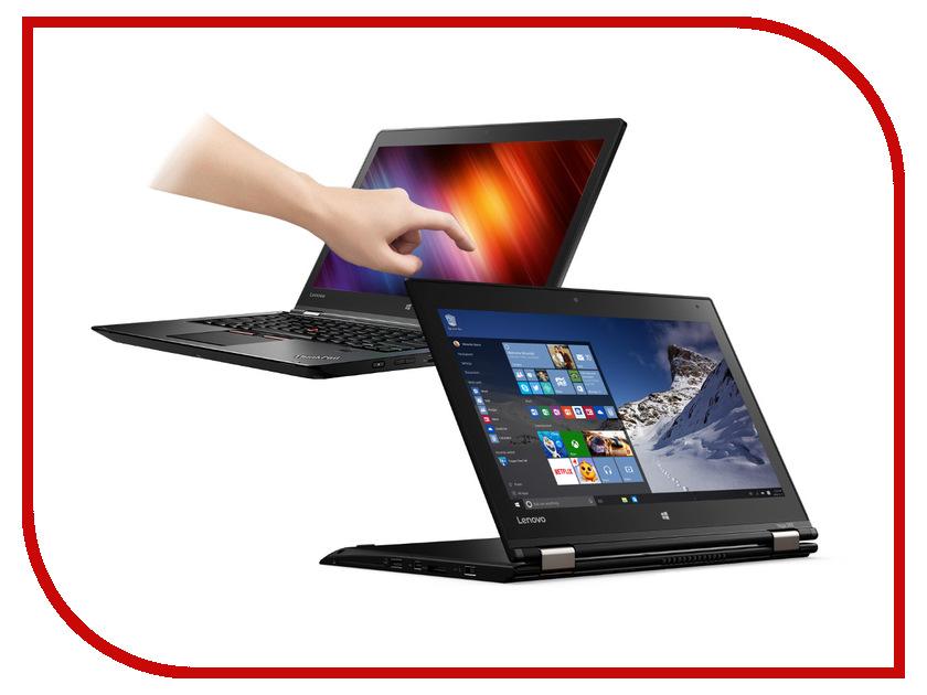 Ноутбук Lenovo ThinkPad Yoga 460 20EL0017RT (Intel Core i7-6500U 2.5 GHz/8192Mb/256Gb SSD/No ODD/Intel HD Graphics/Wi-Fi/Bluetooth/Cam/14.0/1920x1080/Touchscreen/Windows 10 64-bit)