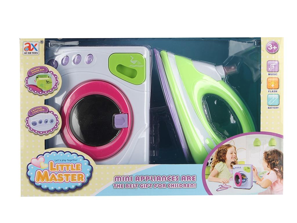 Игровой набор бытовой техники Shantou Gepai / Наша игрушка Little Master 6950B игровой набор shantou gepai
