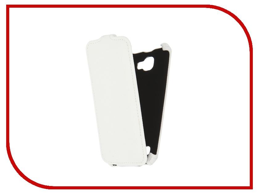 Аксессуар Чехол LG K4 K130E Gecko White GG-F-LGK4-WH<br>