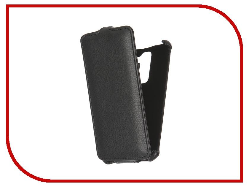 Аксессуар Чехол LG K7 X210DS Gecko Black GG-F-LGK7-BL<br>