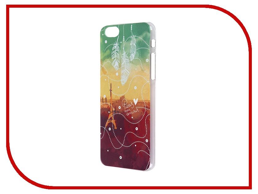 Аксессуар Чехол iPapai для iPhone 6 Города Париж White<br>