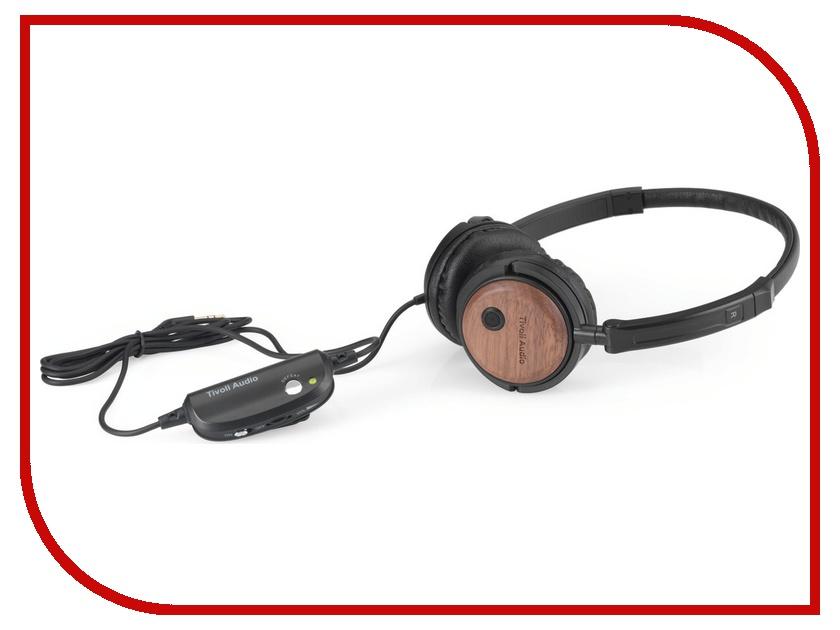 Наушники Tivoli Audio Radio Silenz RSWL Walnut<br>