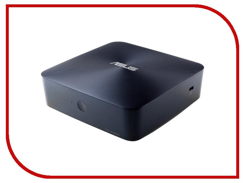 Неттоп ASUS VivoMini UN65H-M023Z Blue 90MS00S1-M00230<br>