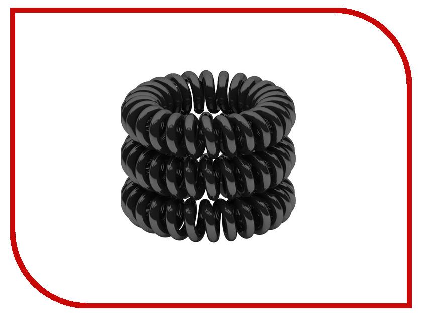 Резинка для волос Beauty Bar Black<br>