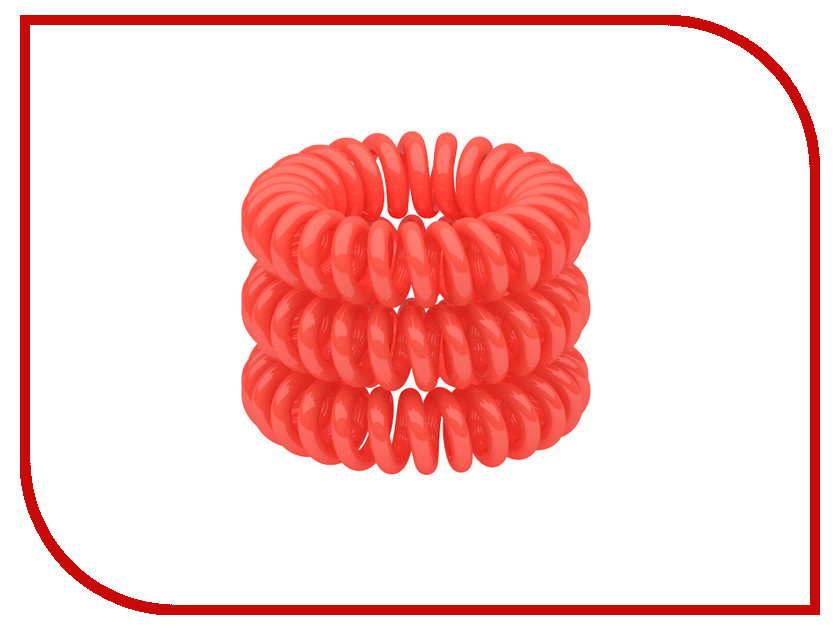 Резинка для волос Beauty Bar Coral от Pleer