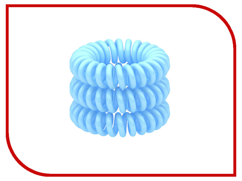 Резинка для волос Beauty Bar Light Blue