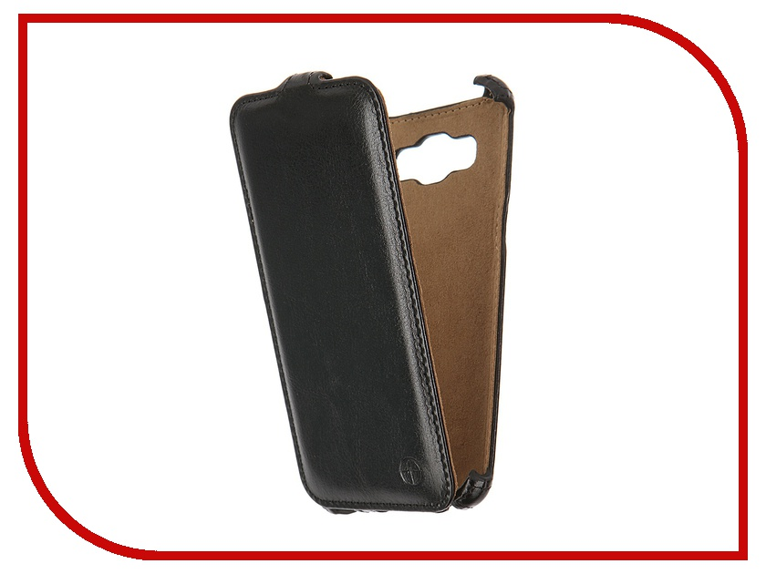 Аксессуар Чехол Samsung Galaxy J5 2016 Pulsar Shellcase Black PSC0886<br>