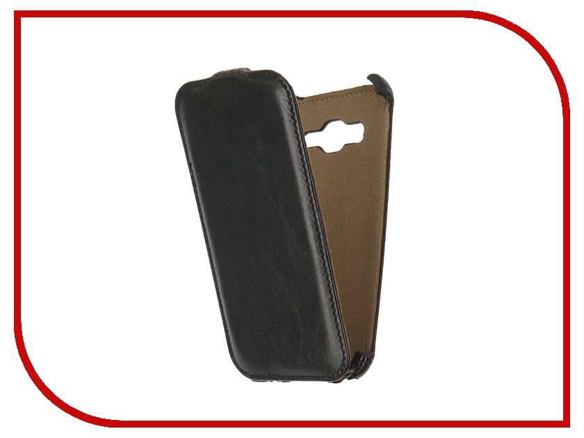 Аксессуар Чехол Samsung Galaxy J3 2016 Pulsar Shellcase Black PSC0882<br>