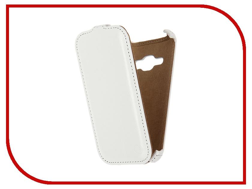 ��������� ����� Samsung SM-J120F/DS Galaxy J1 2016 Pulsar Shellcase White PSC0881
