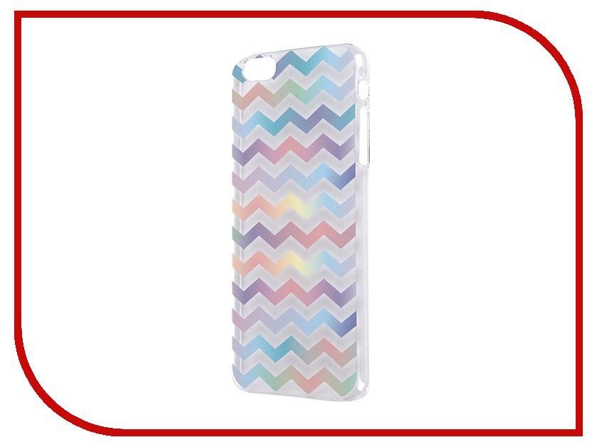 Аксессуар Чехол iPapai для iPhone 6 Plus Геометрия Зигзаг<br>