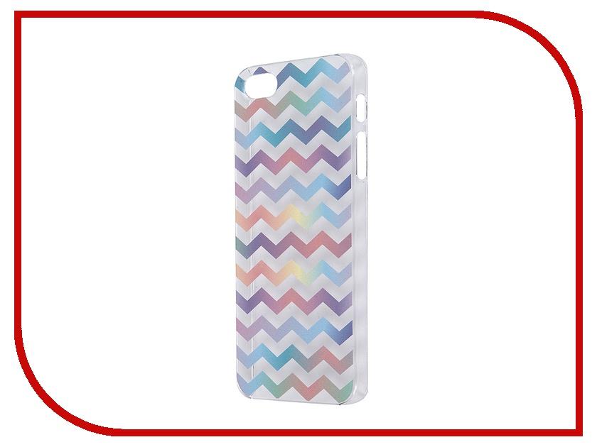 Аксессуар Чехол iPapai для iPhone 5 / 5S Геометрия Зигзаг<br>