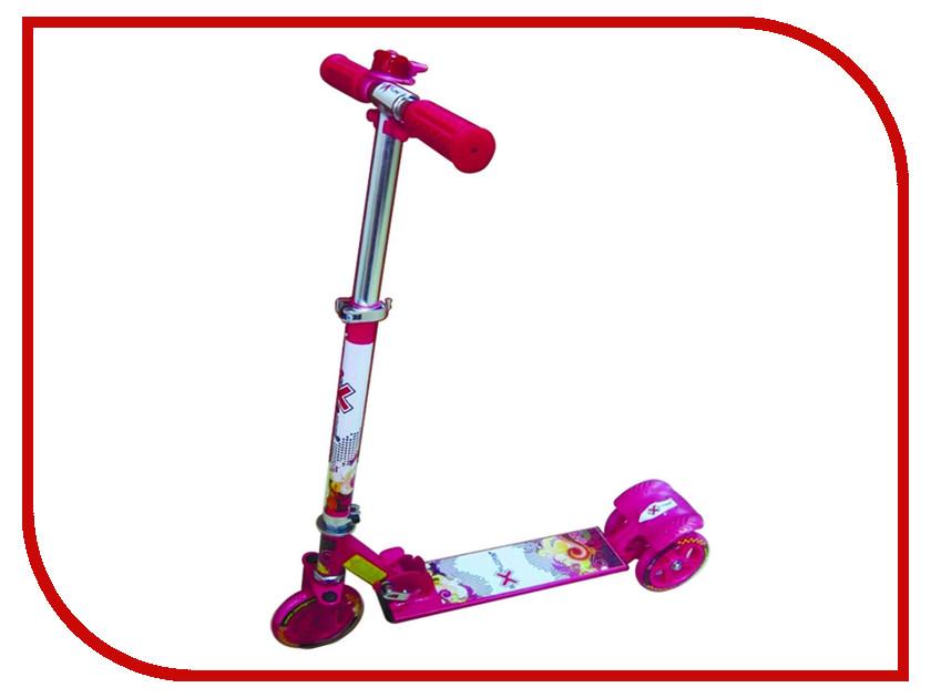Самокат Explore Omni Sport Pink