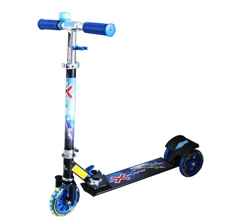 Самокат Explore Omni Sport Blue<br>