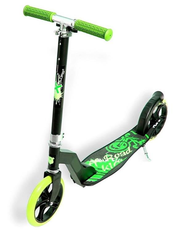 Самокат Explore Robo Sport Green<br>