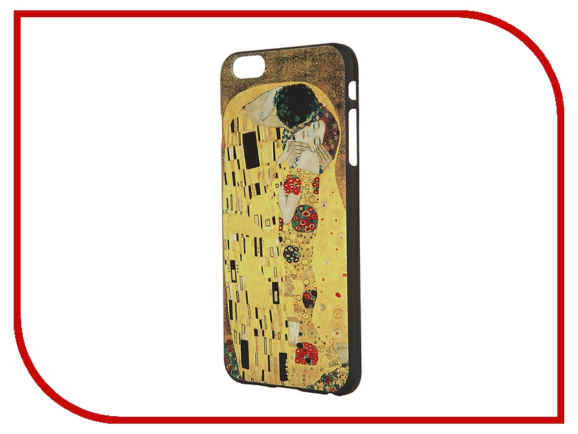 Аксессуар Чехол iPapai для iPhone 6 Plus Густав Климт Поцелуй