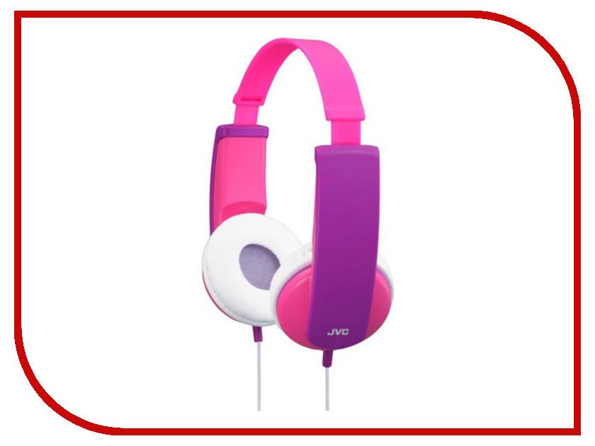 Наушники JVC HA-KD5-P Pink<br>