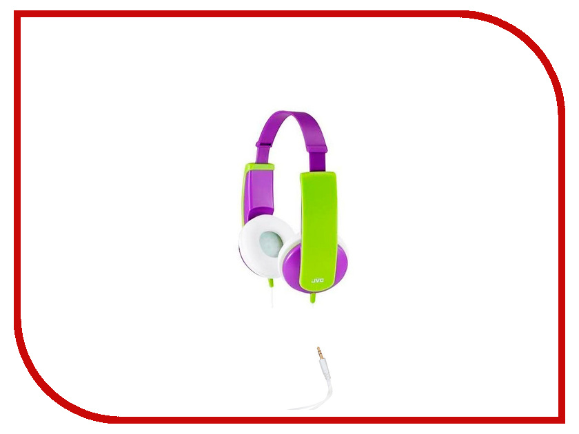 JVC HA-KD5-V Violet jvc jvc ha ec600bt bluetooth телефон уха гарнитуры рожок гарнитуры спортивный беспроводной черный