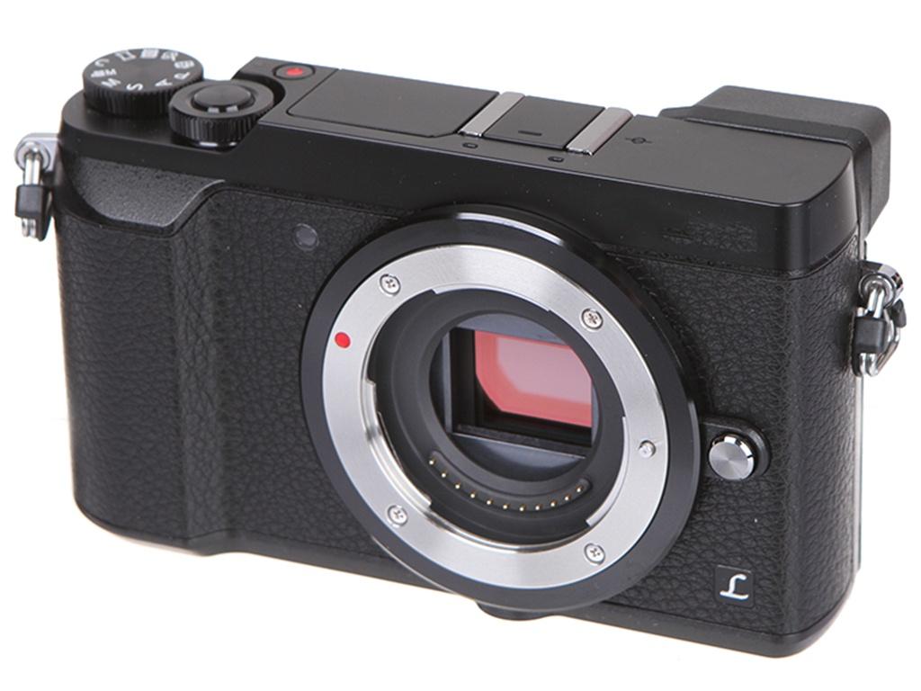 Фотоаппарат Panasonic DMC-GX80 Lumix Body panasonic lumix dmc lx5
