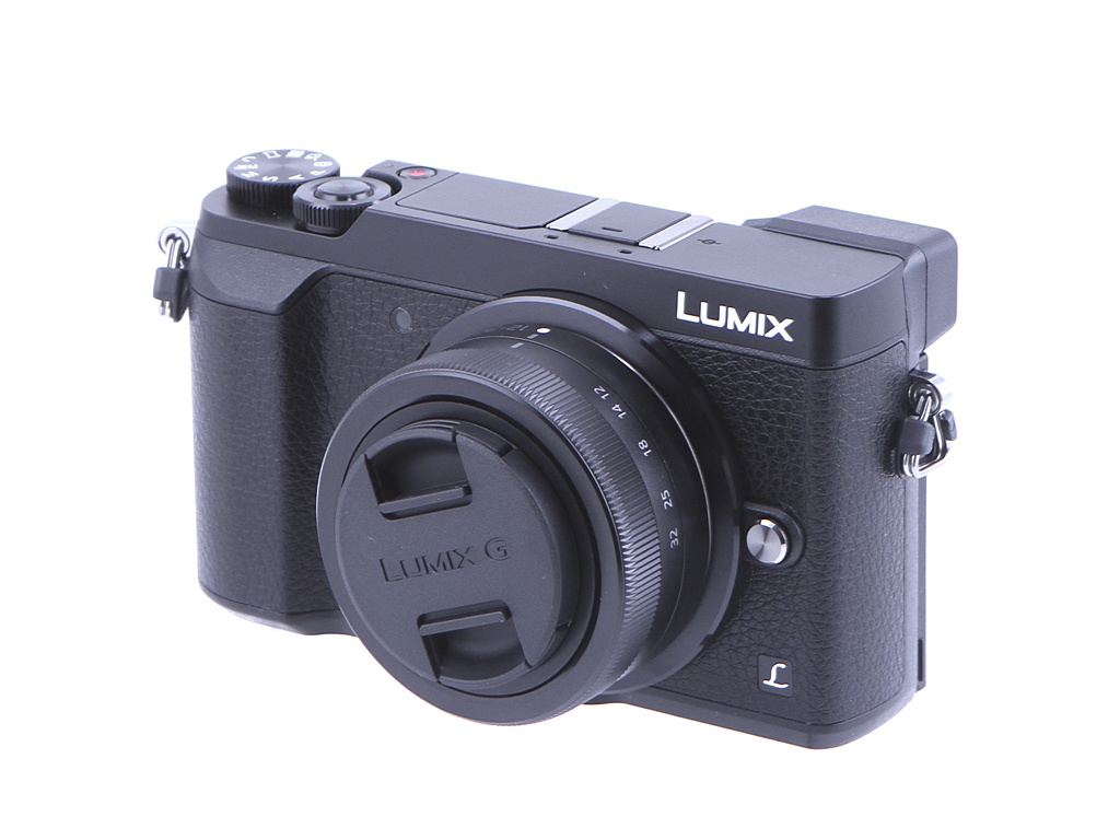 Фотоаппарат Panasonic Lumix DMC-GX80 Kit