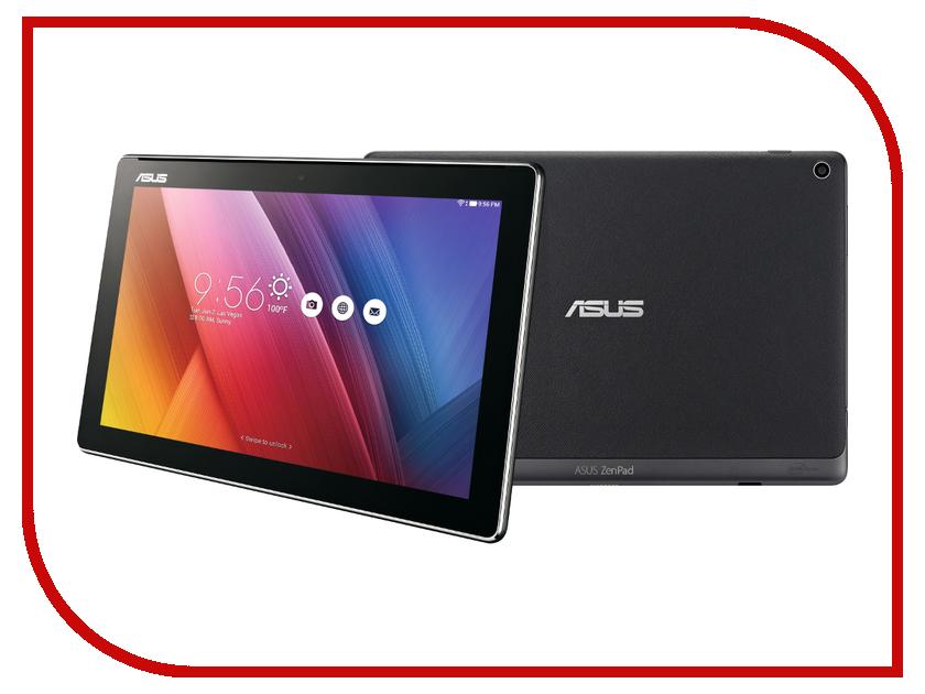 Планшет ASUS ZenPad 10 Z300C-1A127A Black 90NP0231-M04190 Intel Atom x3-C3200 1.2 Ghz/1024MB/8Gb/Wi-Fi/Bluetooth/Cam/10.1/1280x800/Android<br>