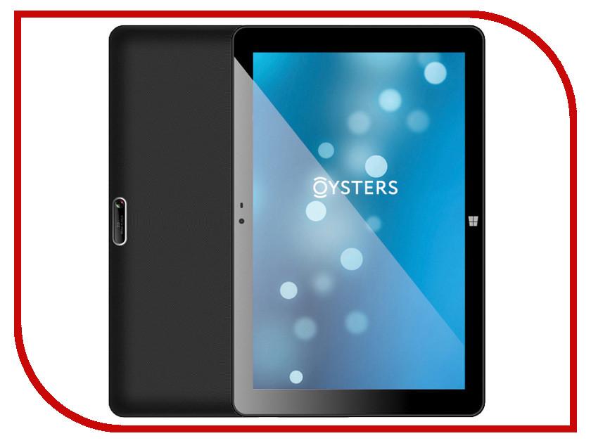 Zakazat.ru: Планшет Oysters T104W 3G Black Intel Atom Z3735G 1.33 GHz/1024Mb/16Gb/Wi-Fi/3G/Bluetooth/Cam/10.1/1280x800/Windows 10