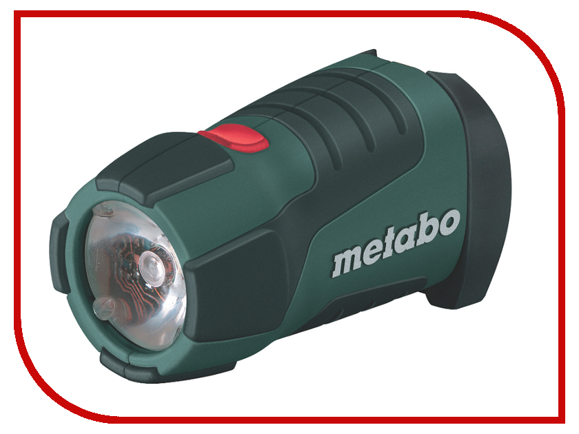 Фонарь Metabo PowerMaxx LED 12 600036000 powermaxx ssd