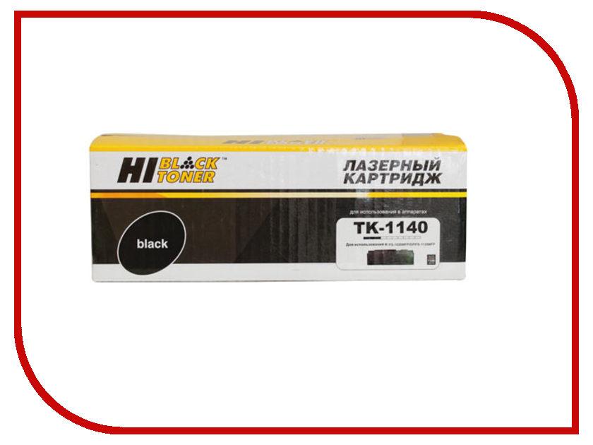 Тонер Hi-Black TK-1140 401070575 для Kyocera-Mita FS-1035MFP/DP/1135MFP<br>