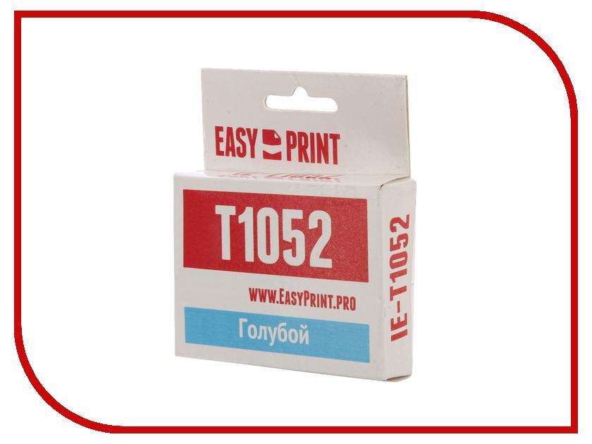 Картридж EasyPrint C13T0732/T1052 IE-T1052 для Epson Stylus C79/CX3900/TX209 Blue<br>