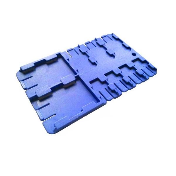 Футляр CBR SD-SIM Holder Blue для карт памяти и SIM карт<br>