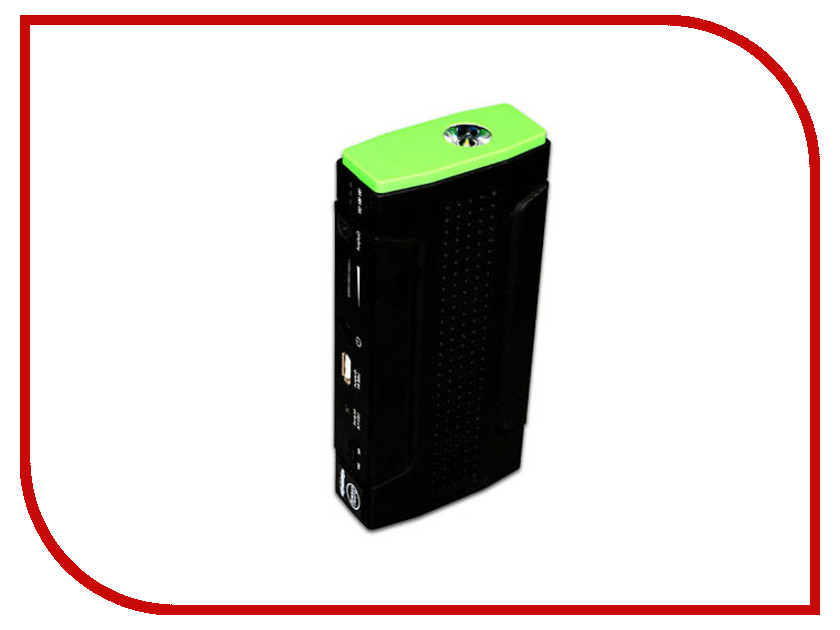 Устройство HOUDE 12000 mAh HD07T-1G Green
