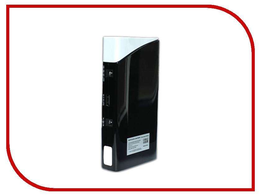 Зарядное устройство для автомобильных аккумуляторов HOUDE 12000 mAh HD08W White<br>