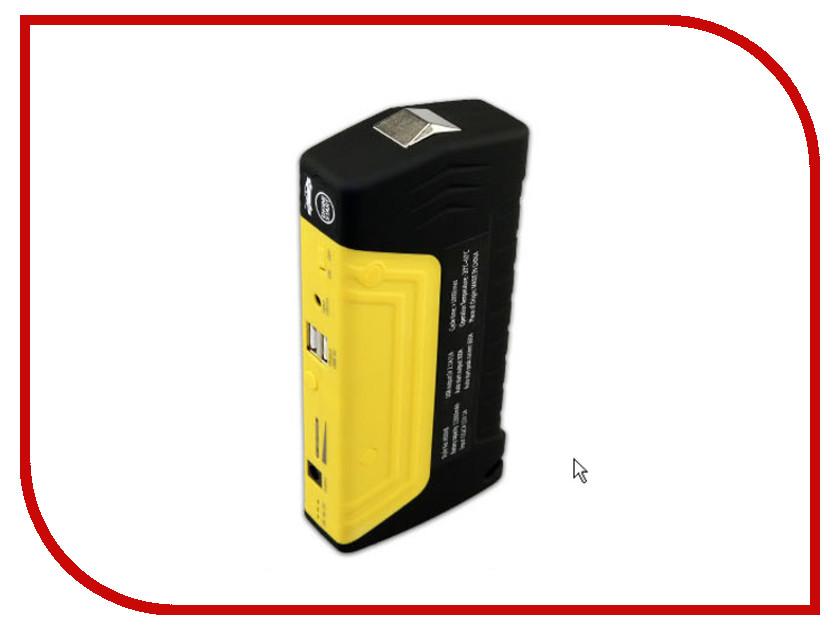 Зарядное устройство для автомобильных аккумуляторов HOUDE 12000 mAh HD04BY Yellow - пуско-зарядное устройство