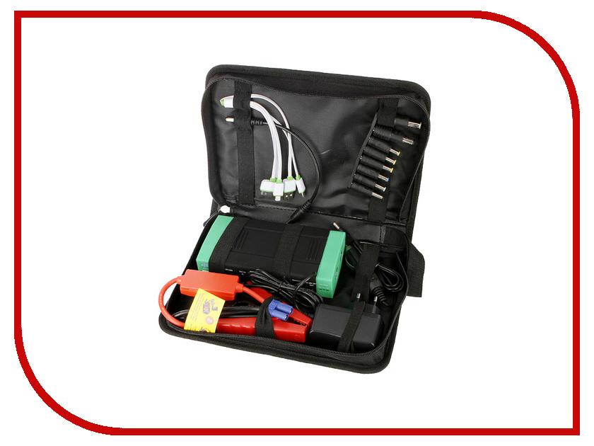 Зарядное устройство для автомобильных аккумуляторов HOUDE 8000 mAh HD07T-2G Green - пуско-зарядное устройство