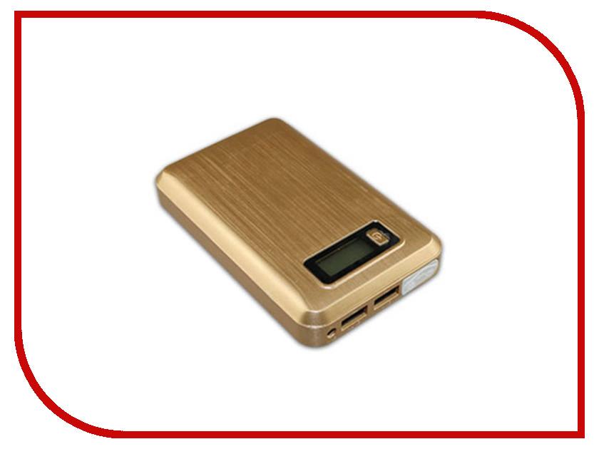 Зарядное устройство для автомобильных аккумуляторов HOUDE 8000 mAh HD03A-G Gold - пуско-зарядное устройство